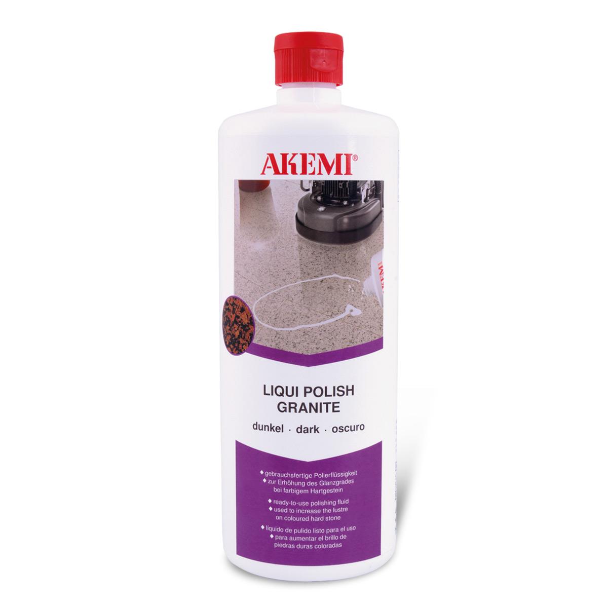 Akemi Liqui Polish Granite dunkel 1 l