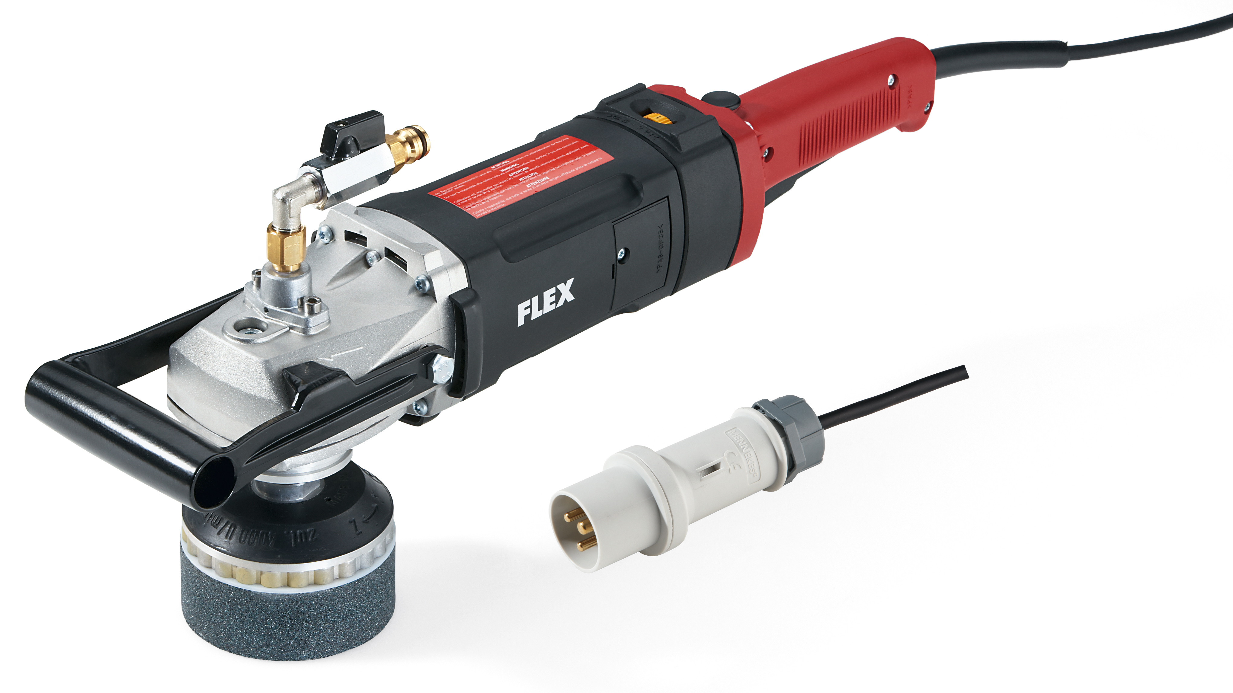 FLEX Nass- Winkelschleifer LW 802 VR