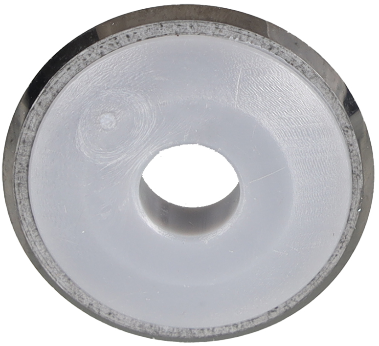 Hartmetall-Schneidrädchen Topline ø 22 mm | Kunststoffkern für glasierte Fliesen