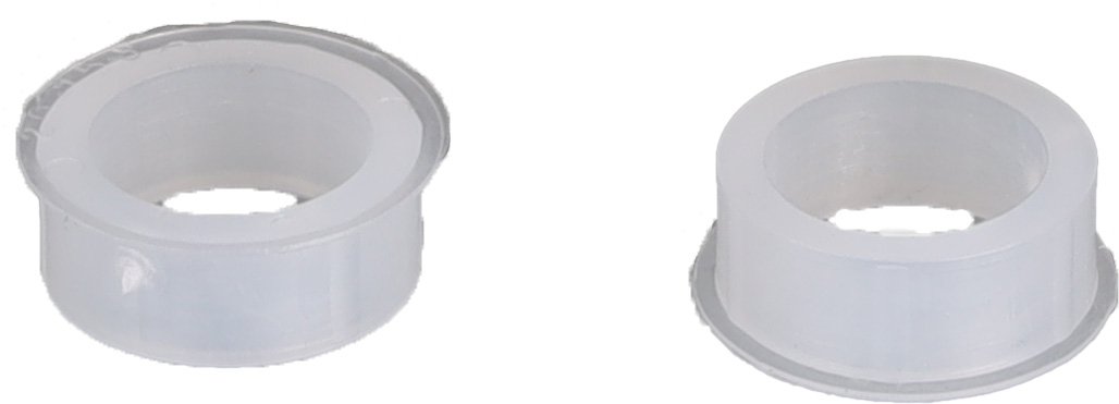 Reduzierring PVC 20,0 mm auf 15,0 mm | Paar