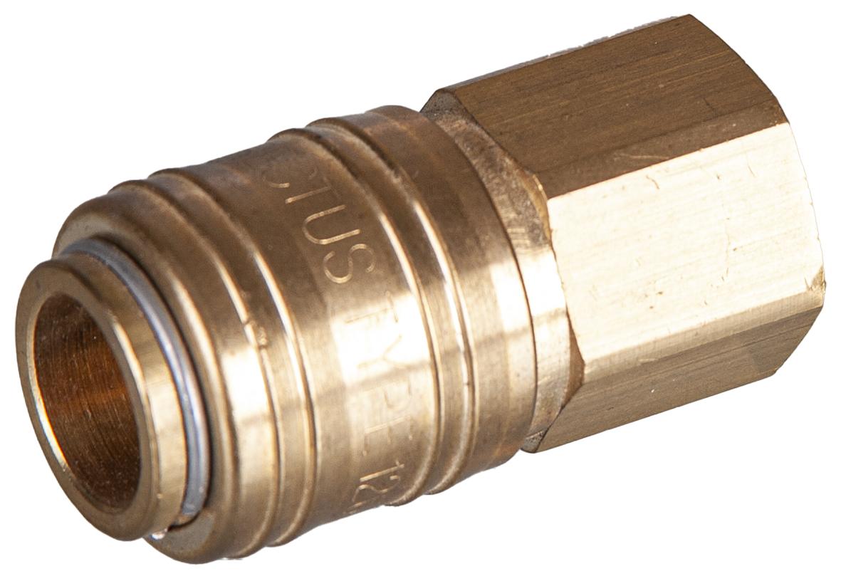 """Druckluft Schnellkupplung R1/2"""" IG"""