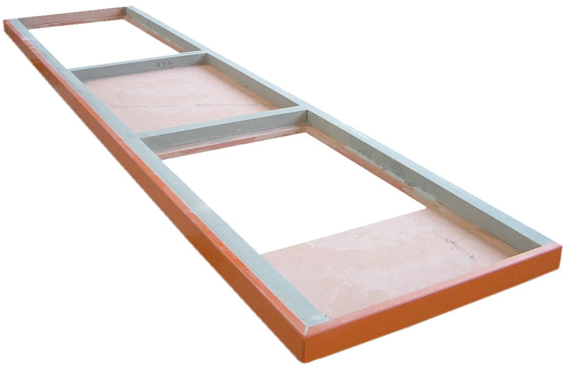 Kunstharzstreifen Ultrastripe 350 | 1,5 m | 20 x 50 mm