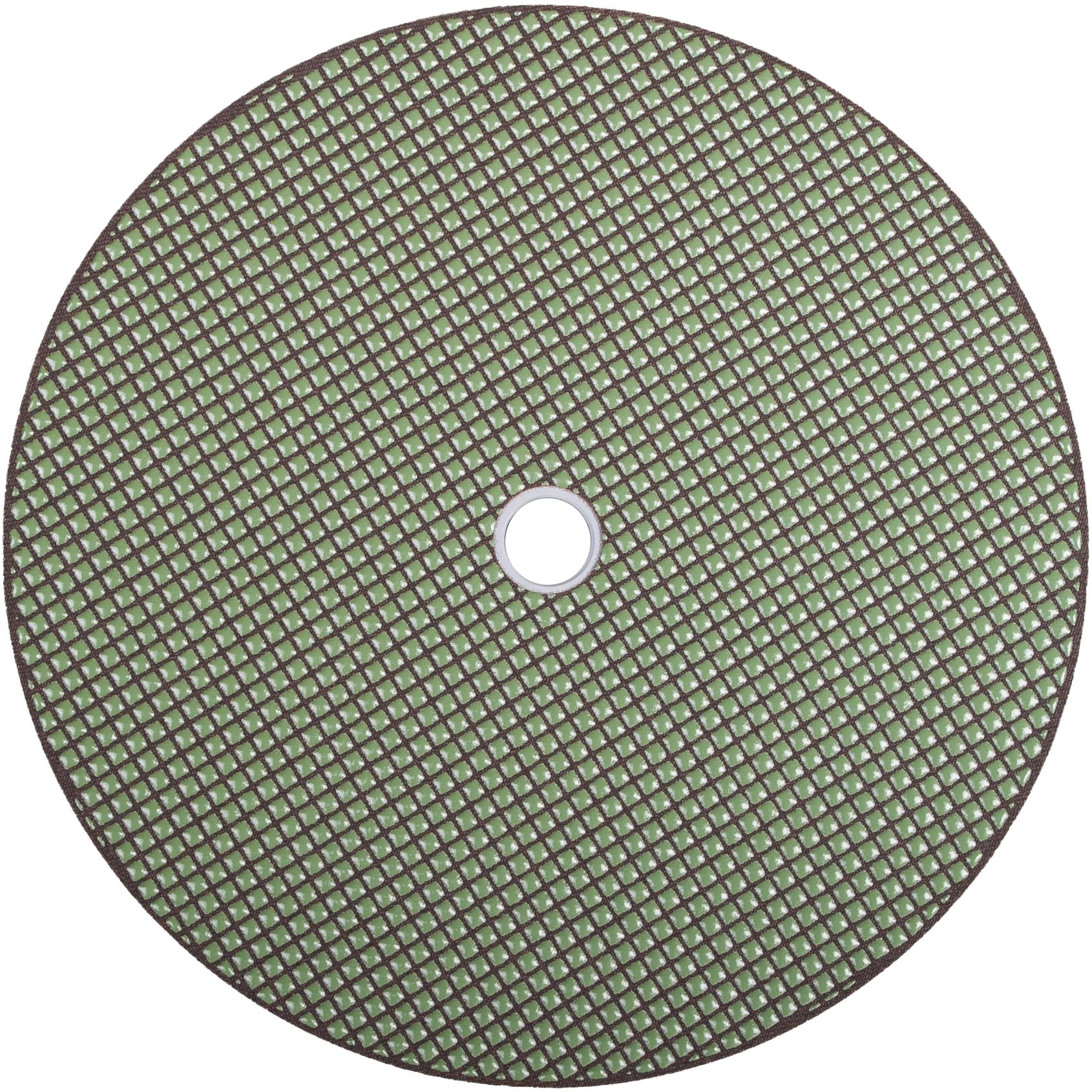 Diamantschleifteller OCTRON ø 250 mm   Klett   Korn 200