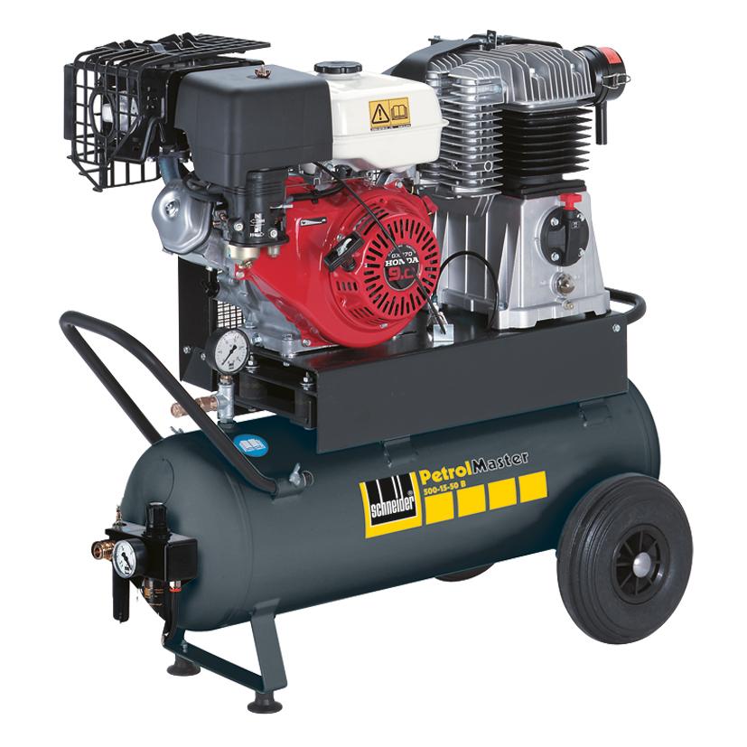 Schneider Benzin-Kolbenkompressor Compact