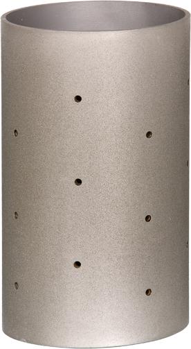 DIAREX Schleifwalze ø 110 mm | Höhe 190 mm | Korn 1 | galvanisch