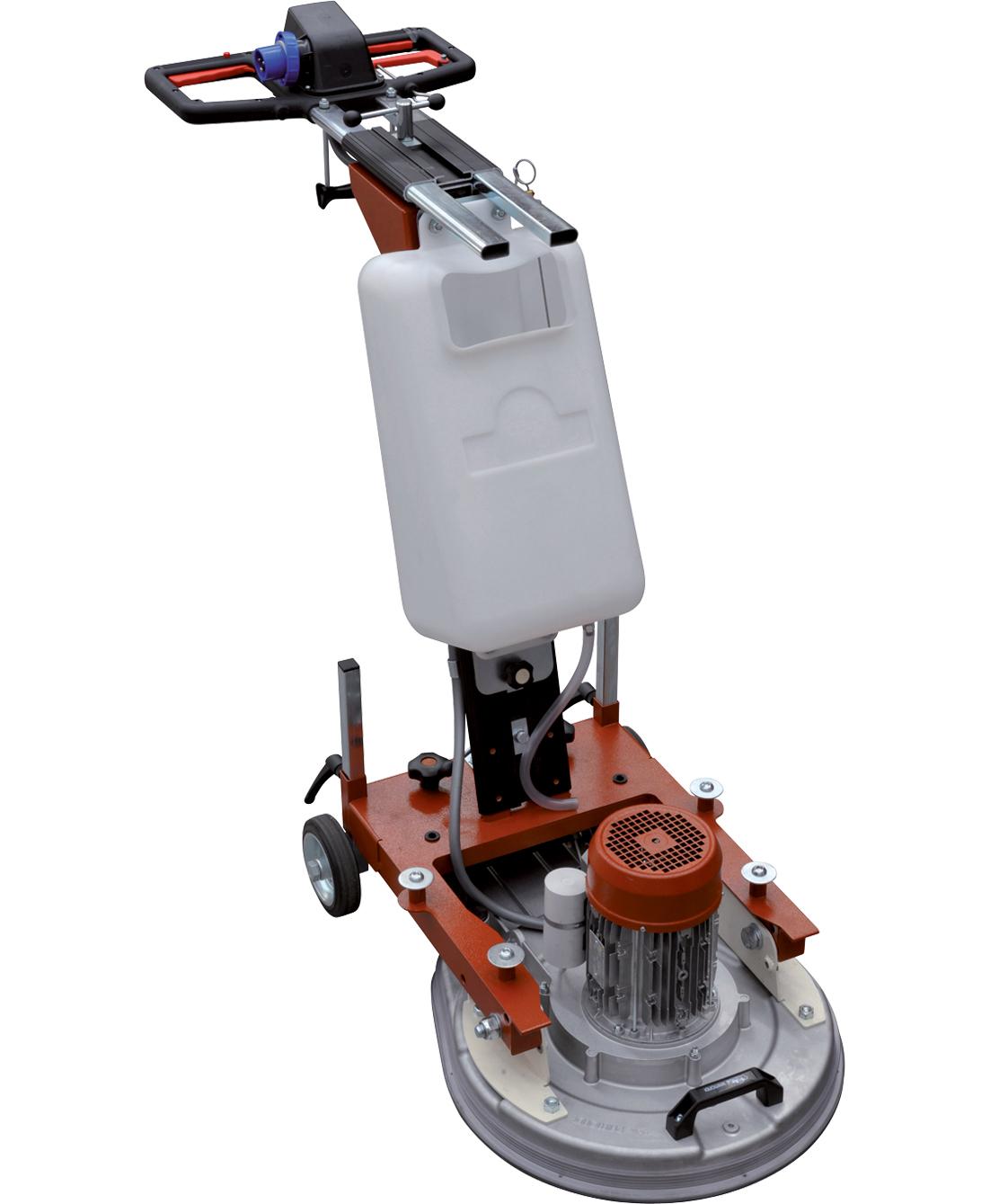 Ipertitina Schleif- und Reinigungsmaschine