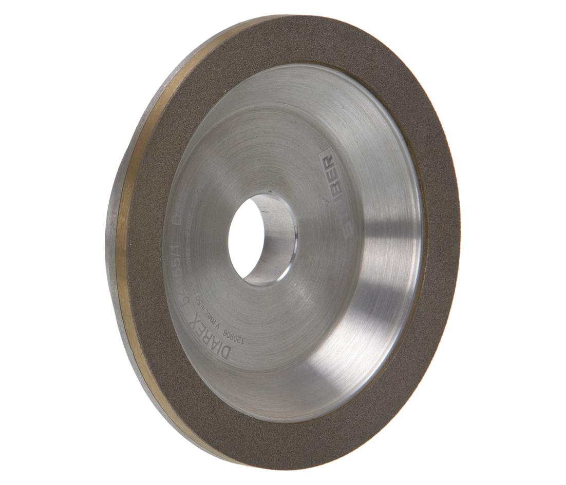 DIAREX Werkzeugschleifscheibe ø 100 mm | Bohrung 20 mm | Breite 10 mm