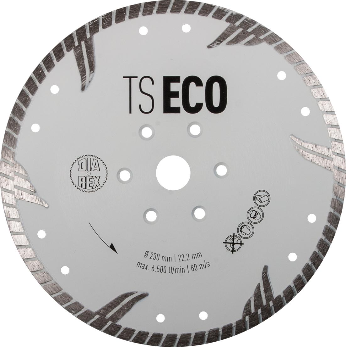 DIAREX Trennscheibe ECO ø 230 mm