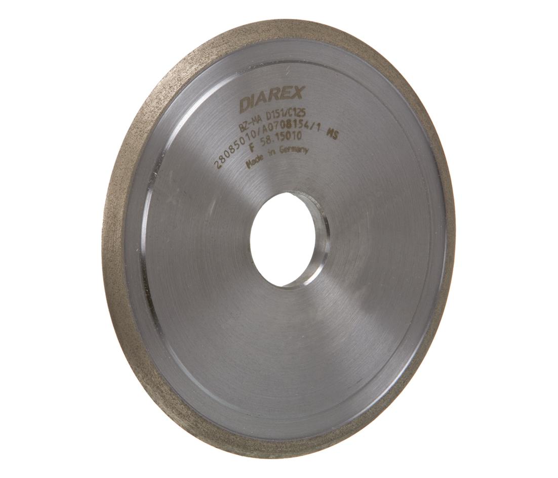 DIAREX Spitzprofilschleifscheibe ø 150 mm | Bohrung 32 mm | Breite 4,0 mm