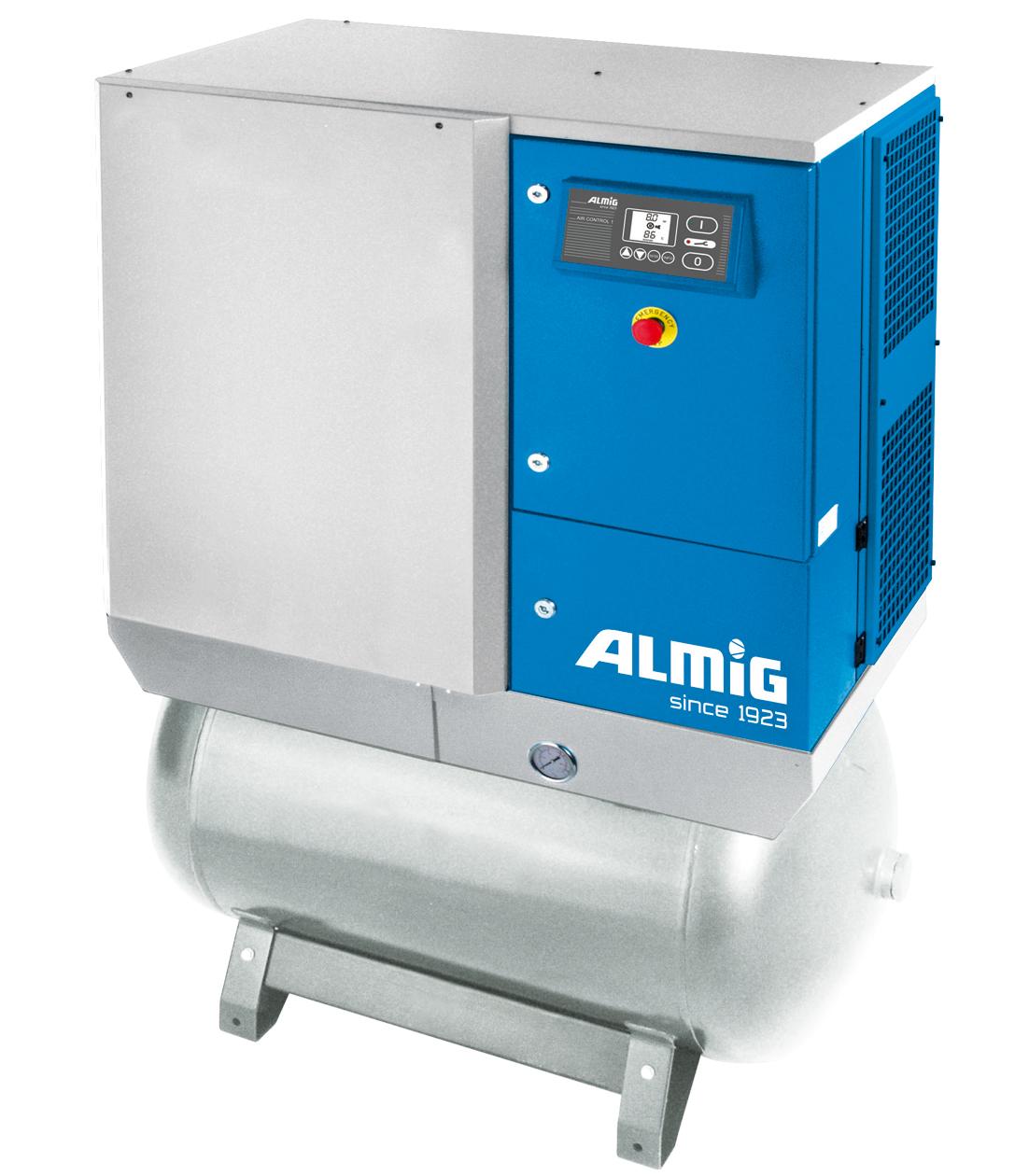 ALMIG Schraubenkompressoranlage COMBI 11