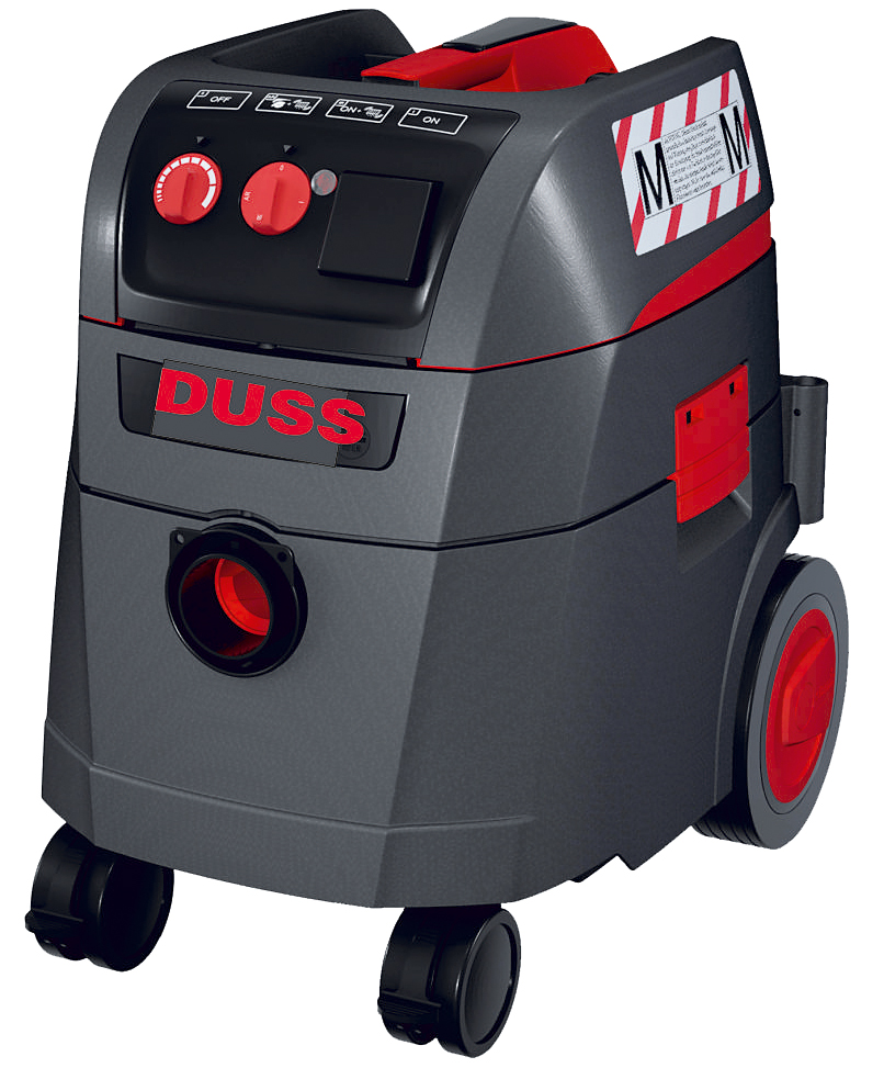Duss Industriesauger ISPS Set BGB