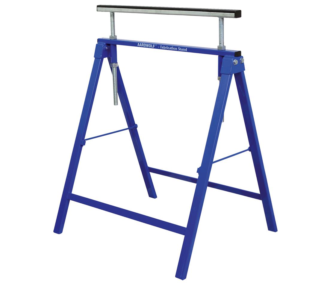 Arbeitsbock Stahl   höhenverstellbar 914-1117 mm   Breite 725 mm   300 kg
