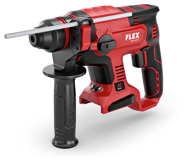FLEX Akku Kombi-Bohrhammer CHE 18.0-EC | solo