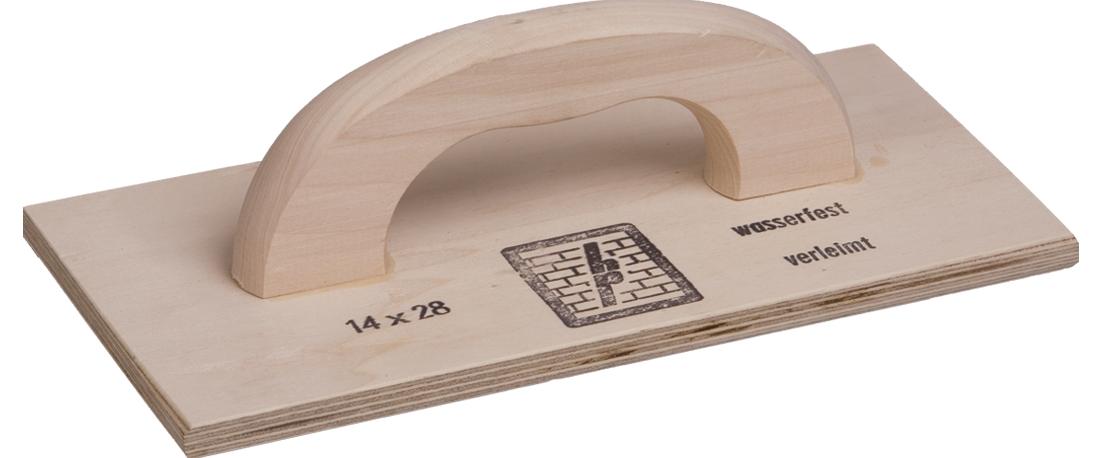 Holz-Reibebrett 240x120 mm