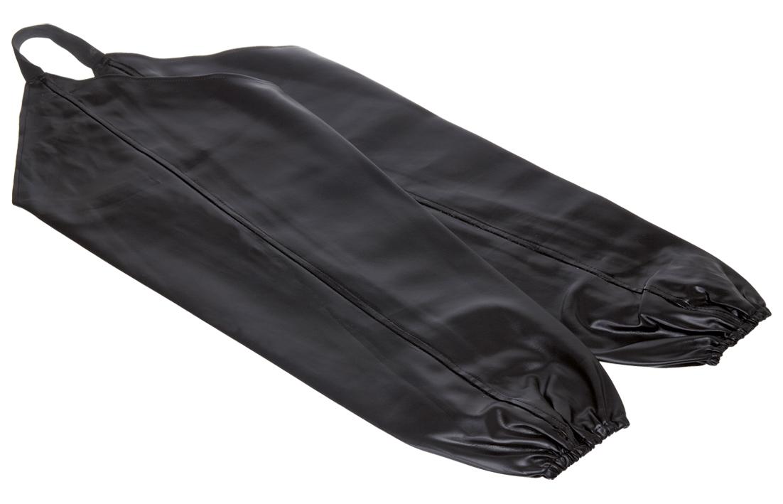 Ärmelschonerpaar Schwarz 750 mm