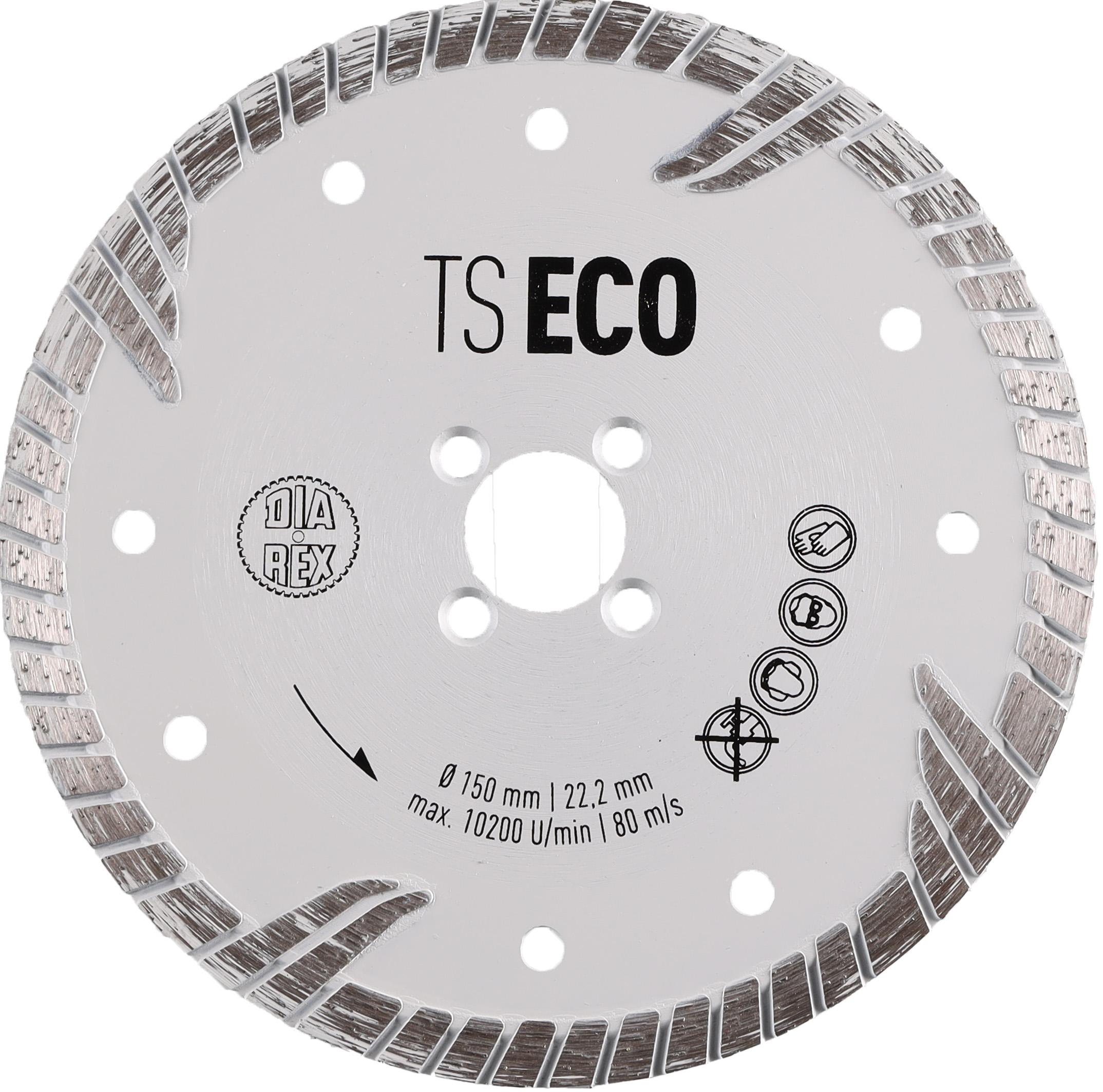 DIAREX Trennscheibe ECO ø 150 mm