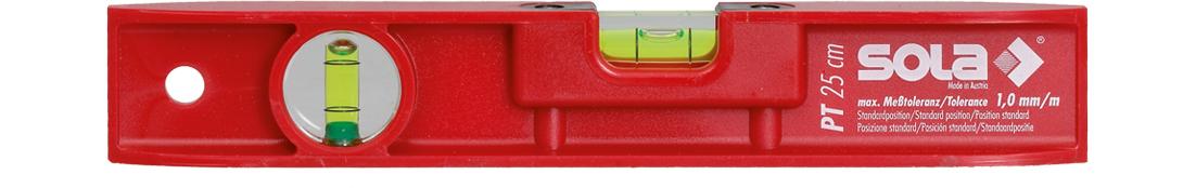 Kunststoff Wasserwaage 25 cm
