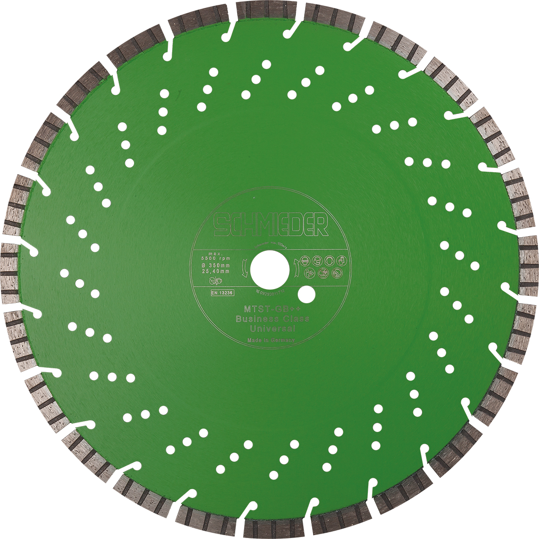DIAREX Trennscheibe MTST-GB++ ø 350 mm | Bohrung 20 mm