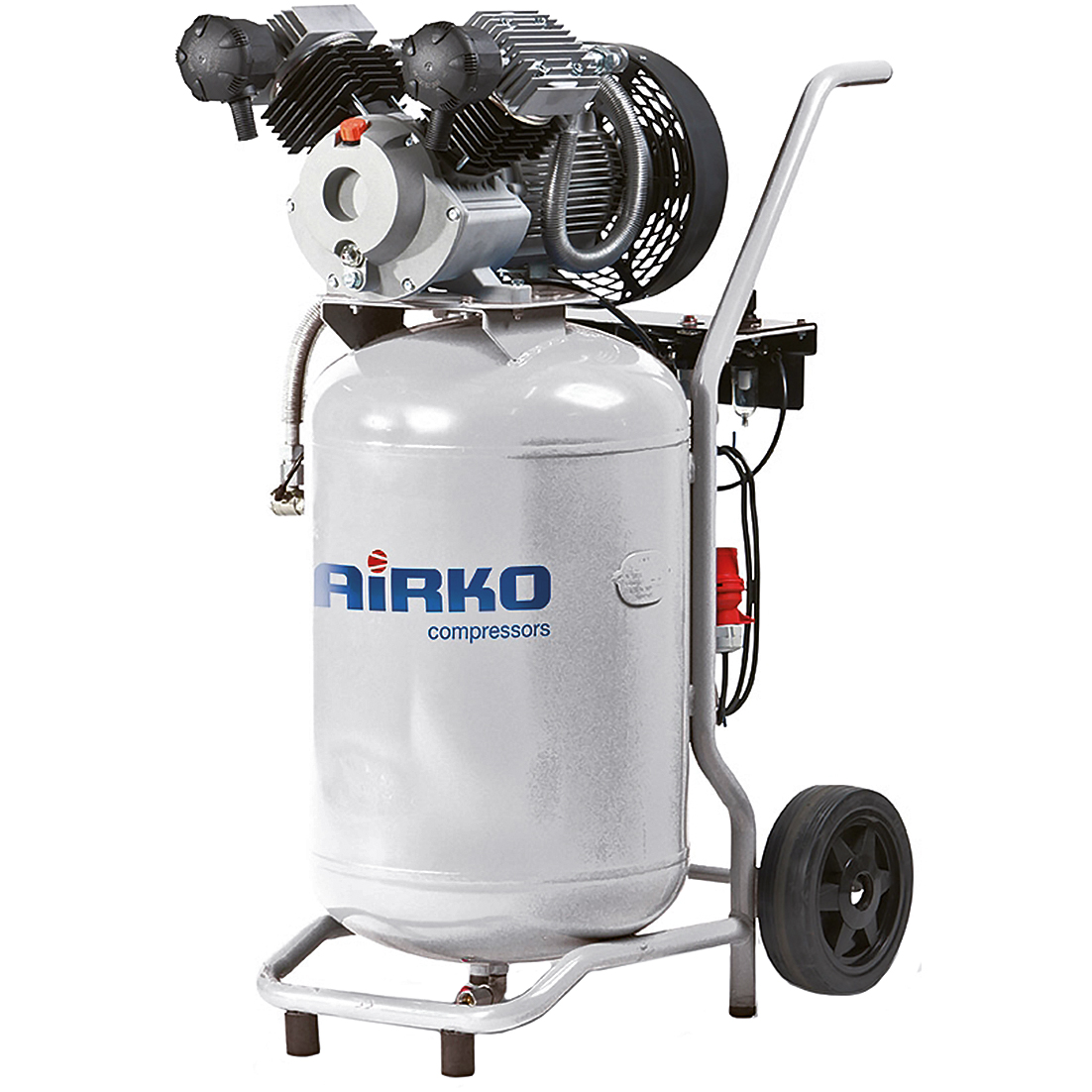 Airko Kolbenkompressor TRAILER