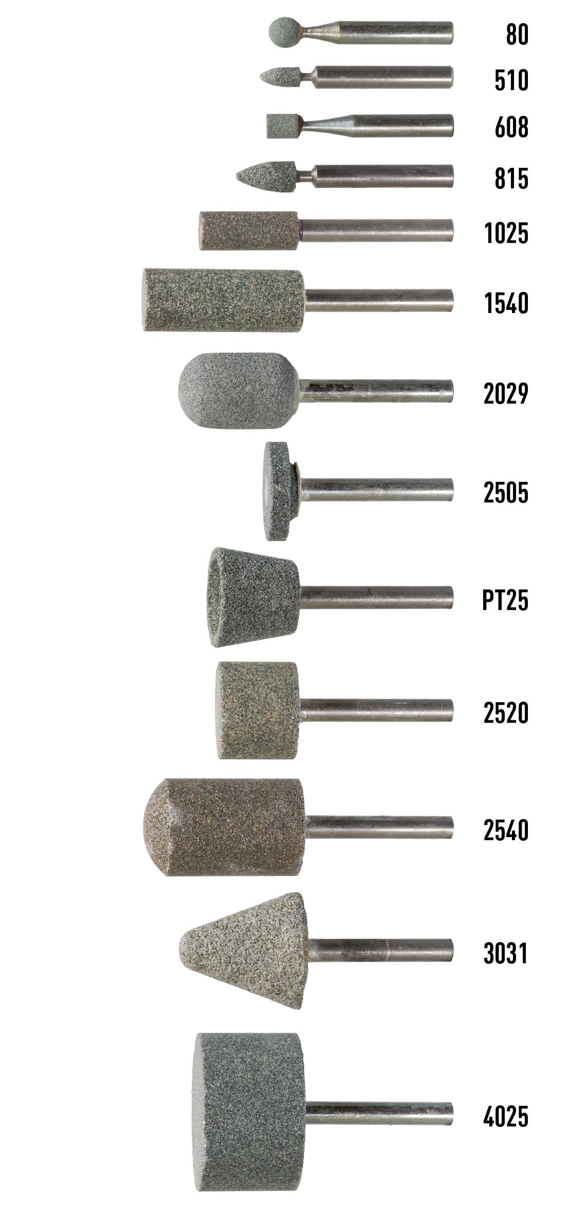 Profilschleifstift Form 1025 | Fein