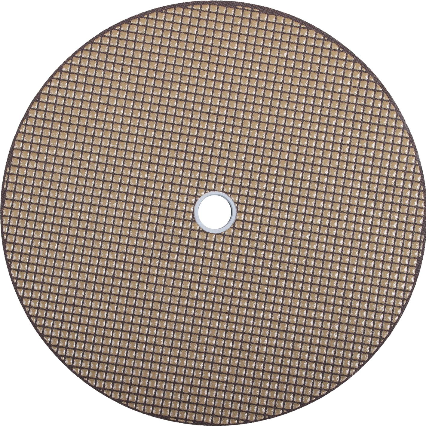 Diamantschleifteller OCTRON ø 250 mm │ Klett │ Korn 60