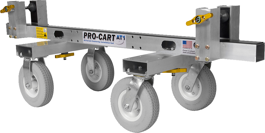 Omni Cubed Pro Cart AT1