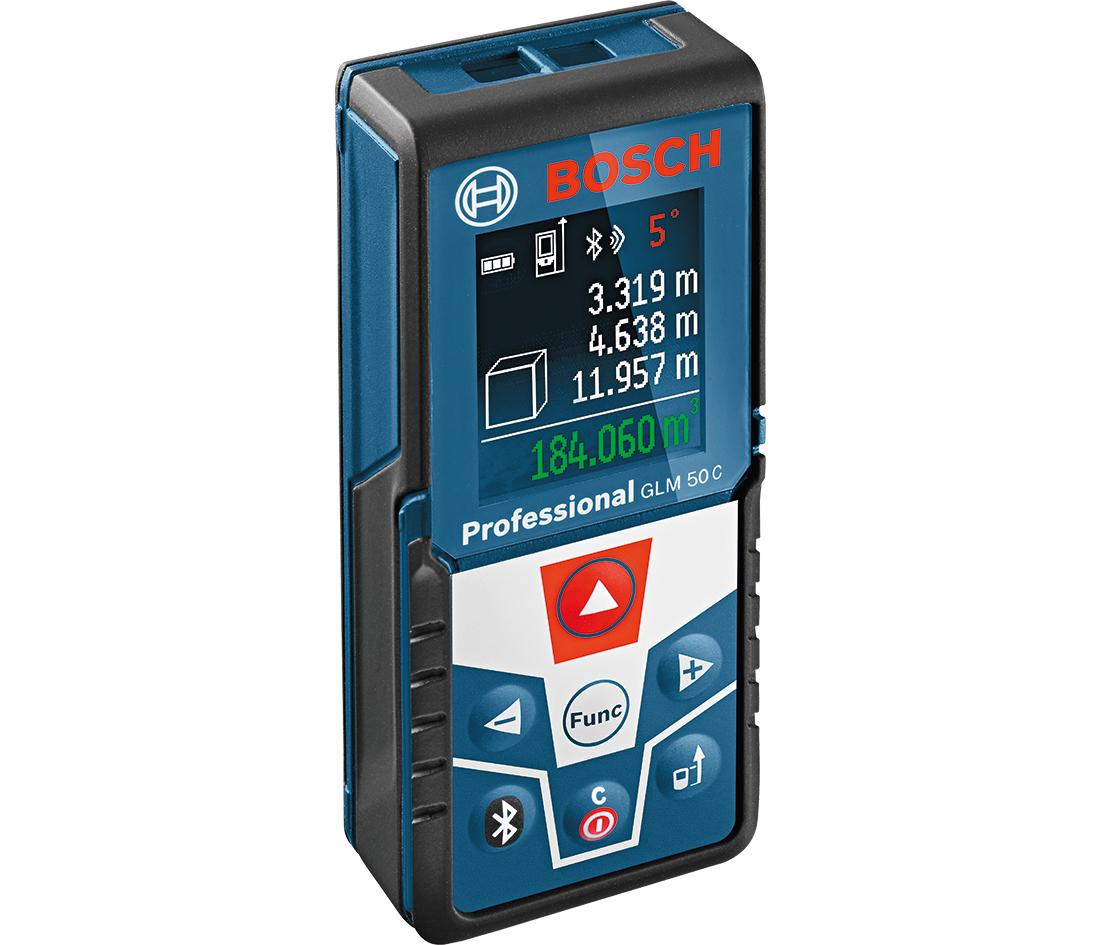 BOSCH Entfernungsmesser GLM 50 C Professional