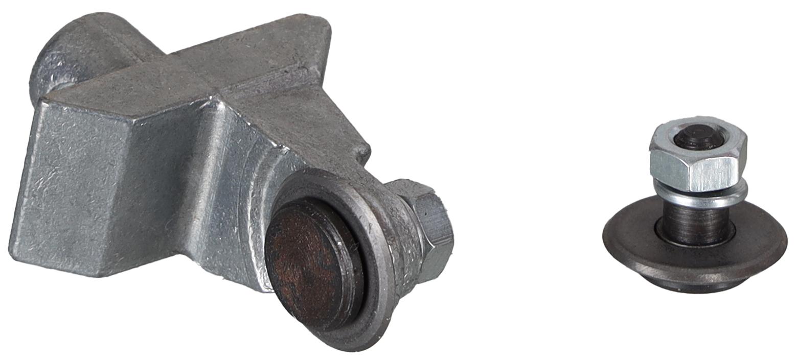 Hartmetall-Schneidrädchen Topline ø 14 mm | Set mit Halter