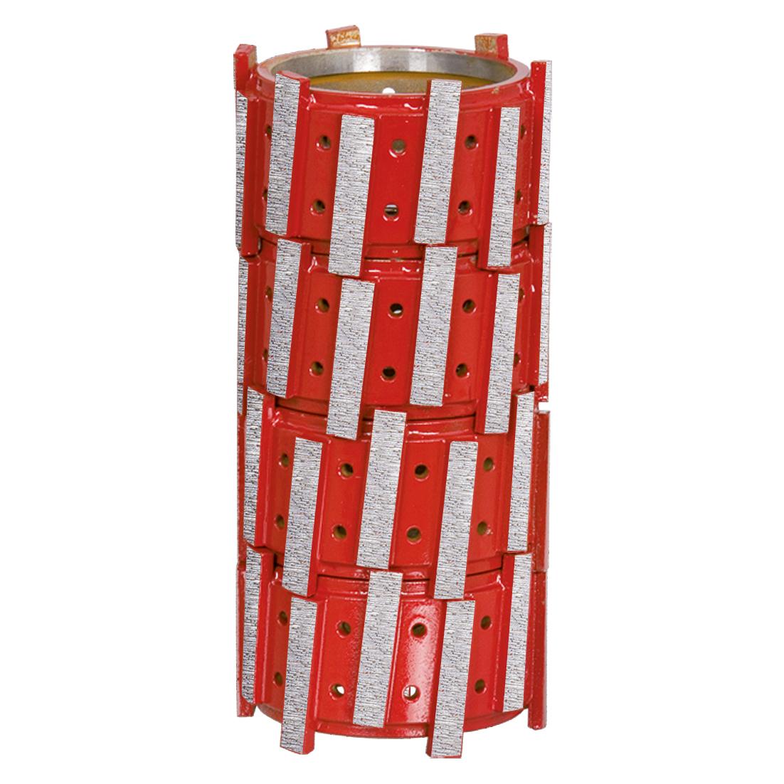 DIAREX Fräswalze ø 78 mm | Fräsbreite 43 mm | stapelbar