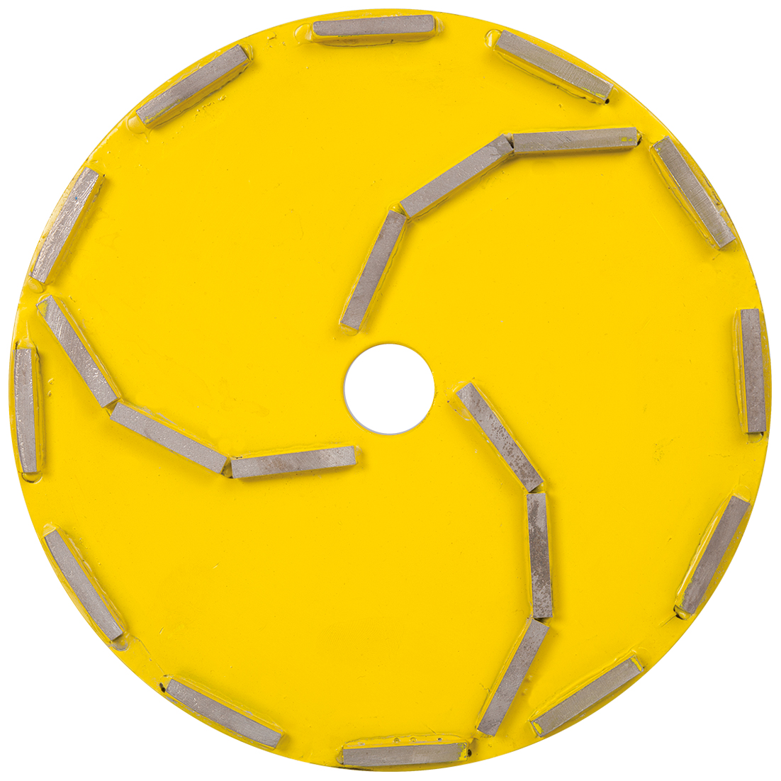 DIAREX Leichtschleifteller ø 250 mm   Korn 150