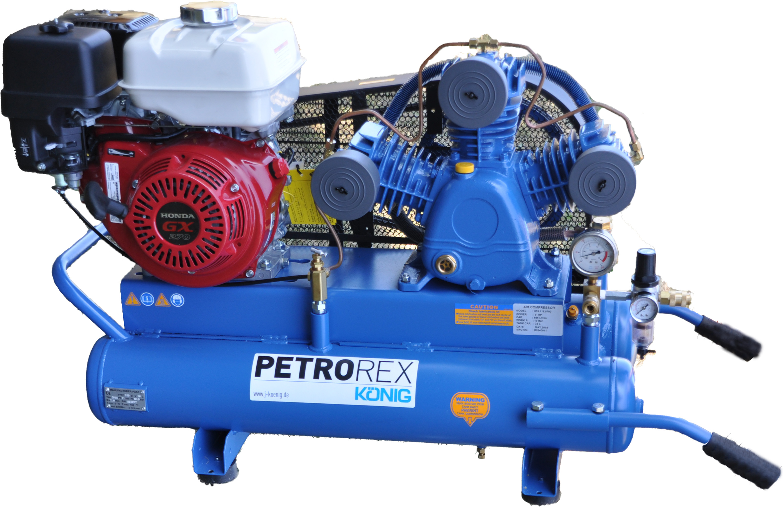 Benzinkompressor Petrorex