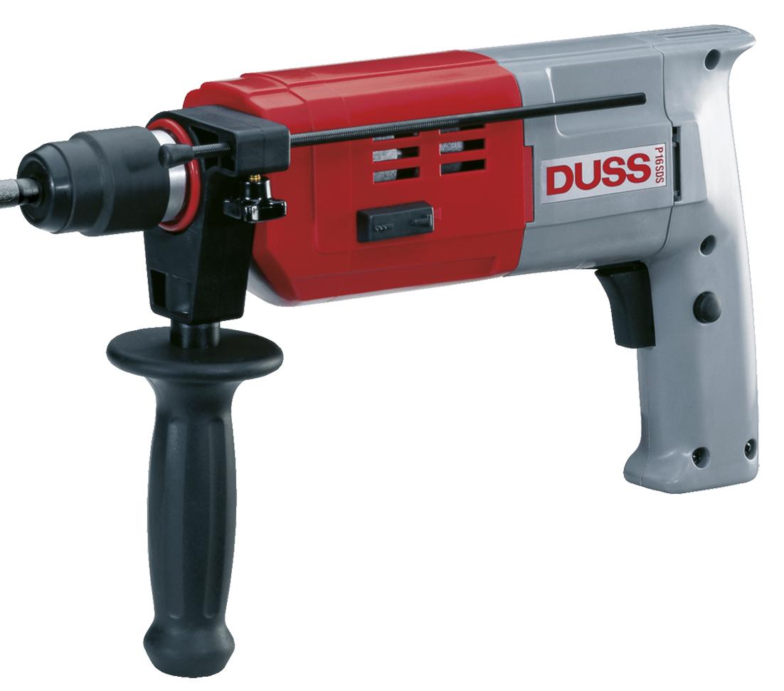 DUSS Bohrhammer P 16   Set