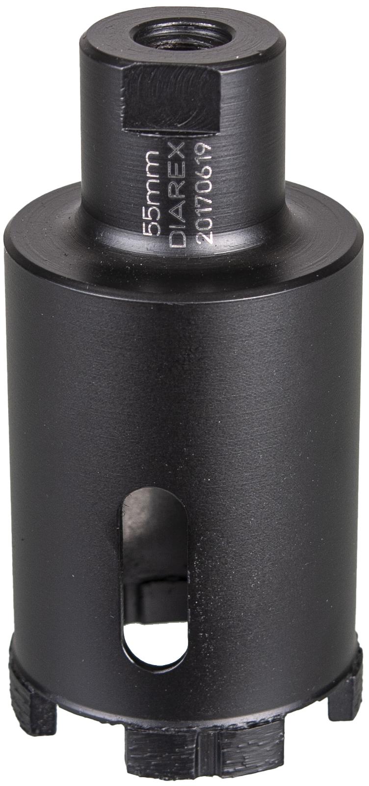 DIAREX Bohrkrone Extrem ø 55 mm   Bohrtiefe 70 mm   M14i
