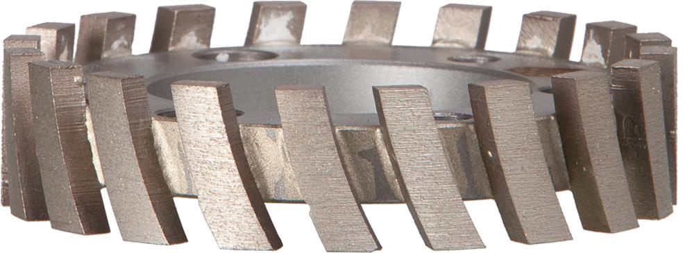 ADI Kalibrierfräser | Pos. 2 | ø 87 mm | Hartgestein