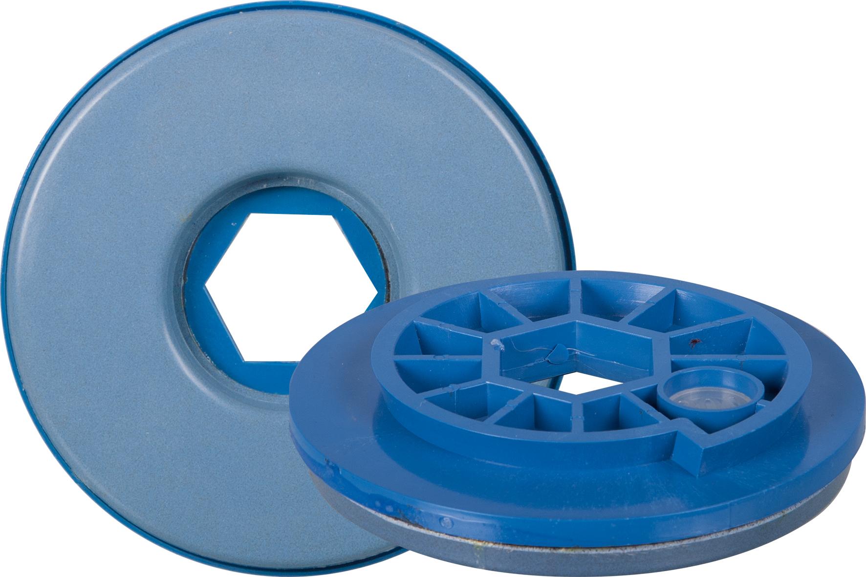 DIAREX Fasenschleifteller Perfect Gloss ø 130 mm | Korn 1200 | Bohrung 50 mm