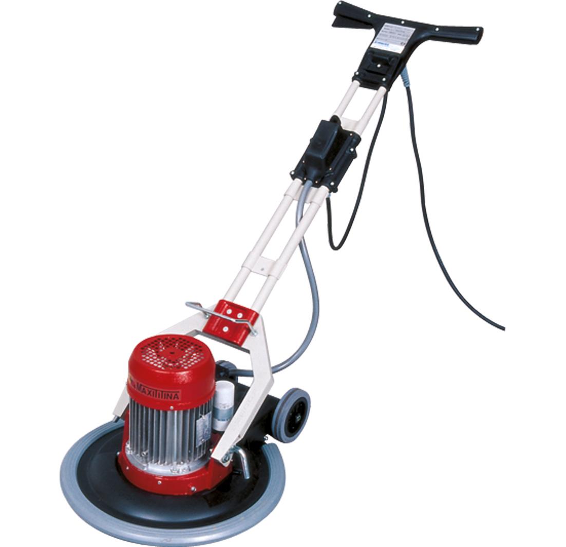 Maxititina Ausfug- und Reinigungsmaschine