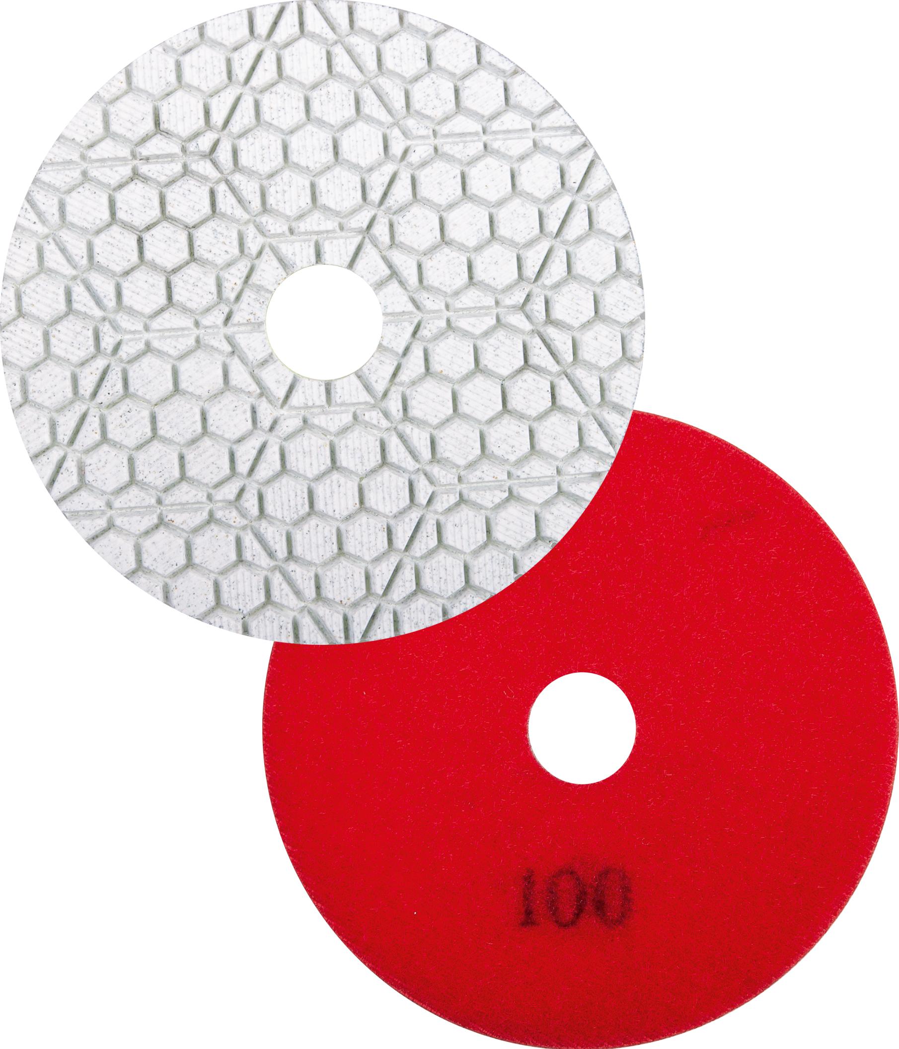 DIAREX Schleifbelag ADR 7-Step ø 100 mm   Korn 100