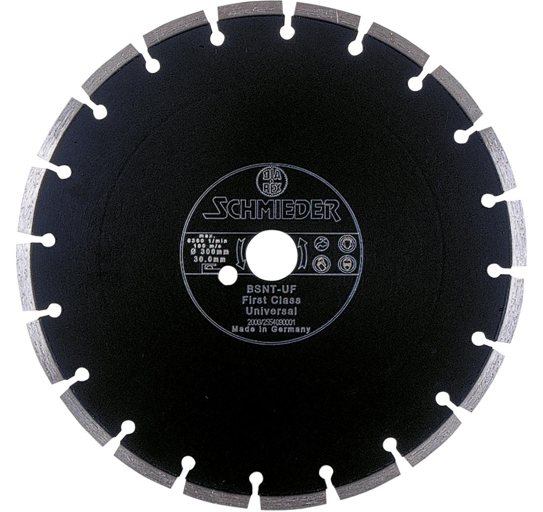 DIAREX Trennscheibe BSNT-UF+ ø 300 mm | Bohrung 30 mm