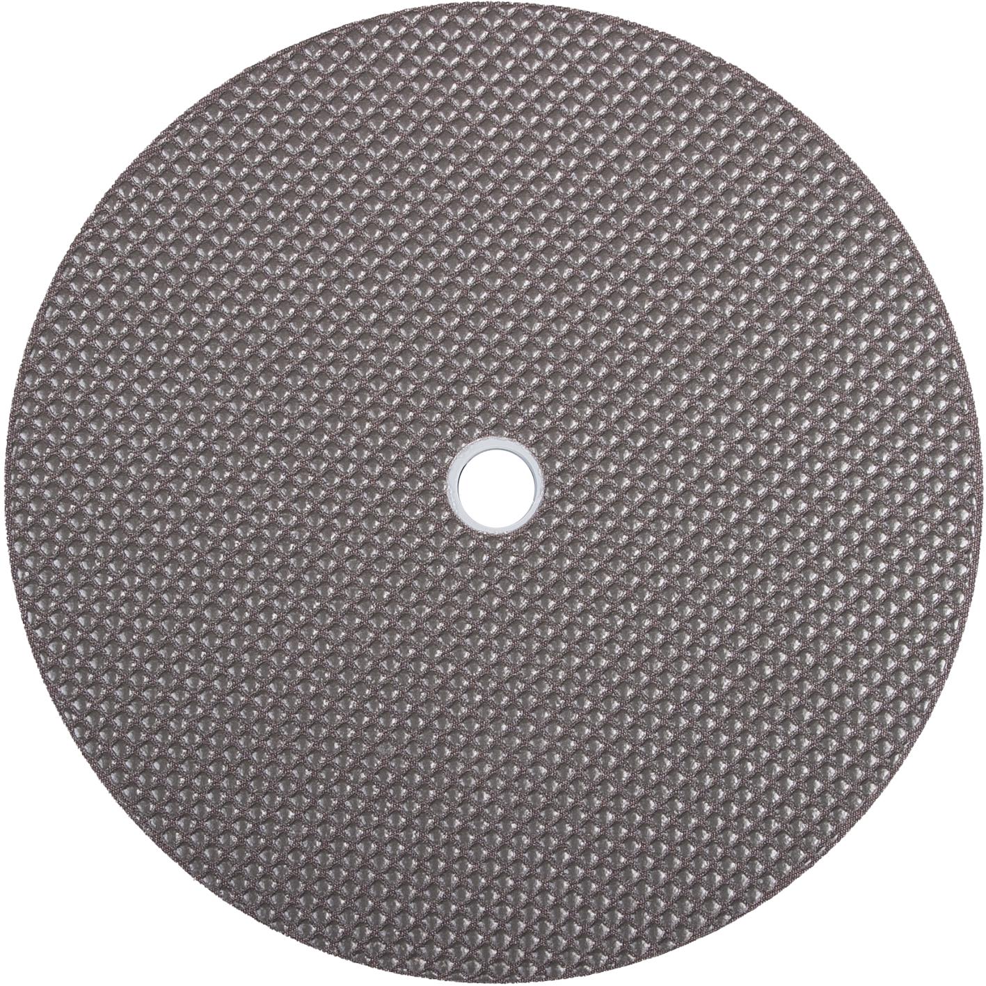 Diamantschleifteller OCTRON ø 250 mm | Klett | Korn 8000