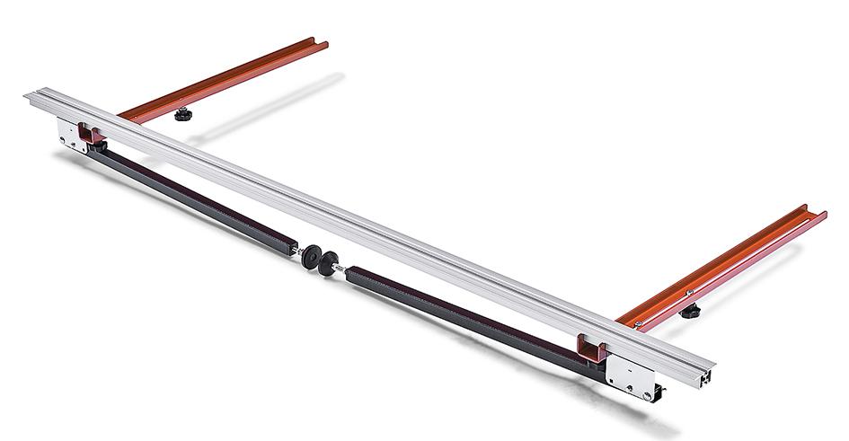 Verbreiterung für Arbeitstisch BM 180 | ausziehbar bis 60cm