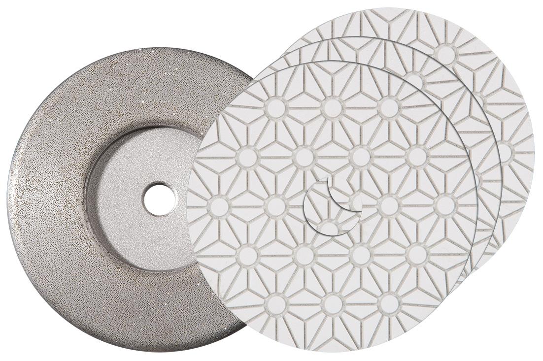 DIAREX Keramik Schleifset