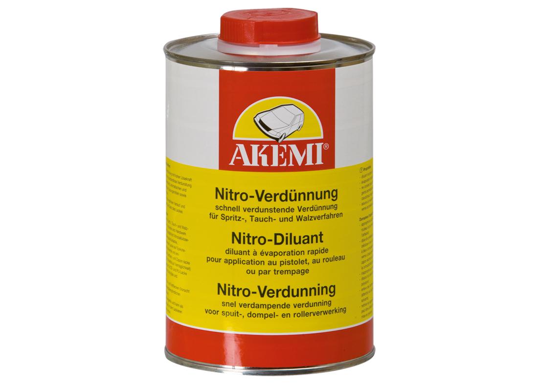 Akemi Nitro Verdünnung 1 l