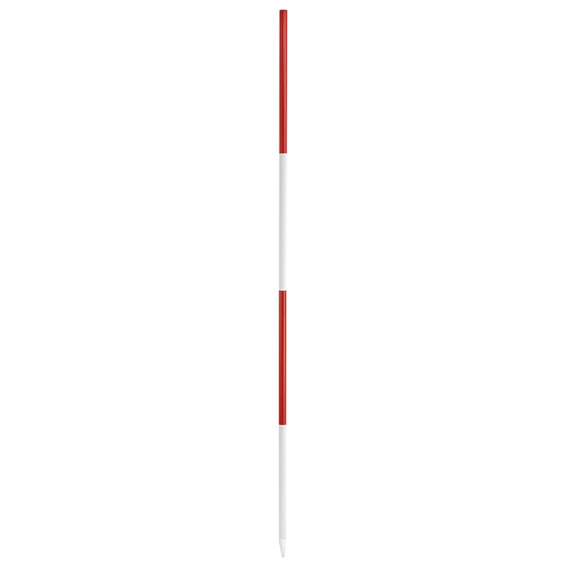 Fluchtstab 2 m | rot/weiß