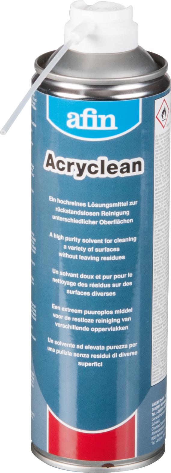 Afin Acrylclean 500 ml