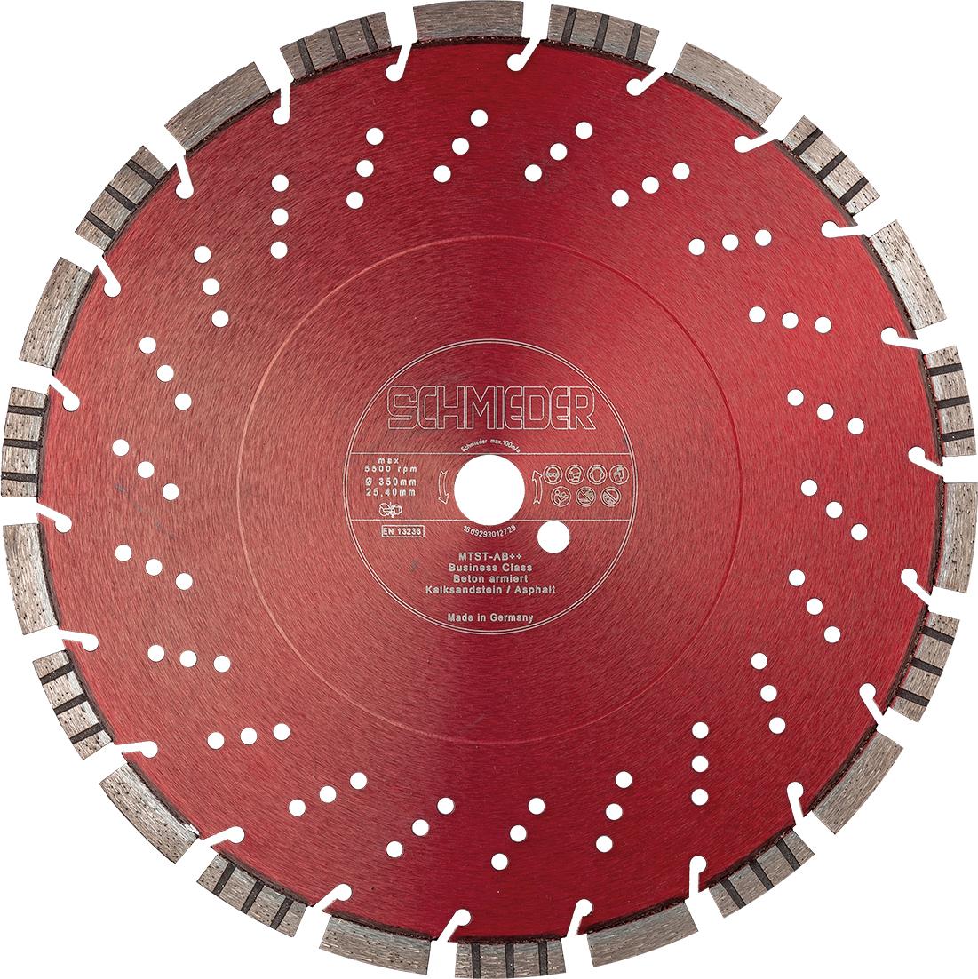 DIAREX Trennscheibe MTST-AB++ ø 300 mm | Bohrung 20 mm