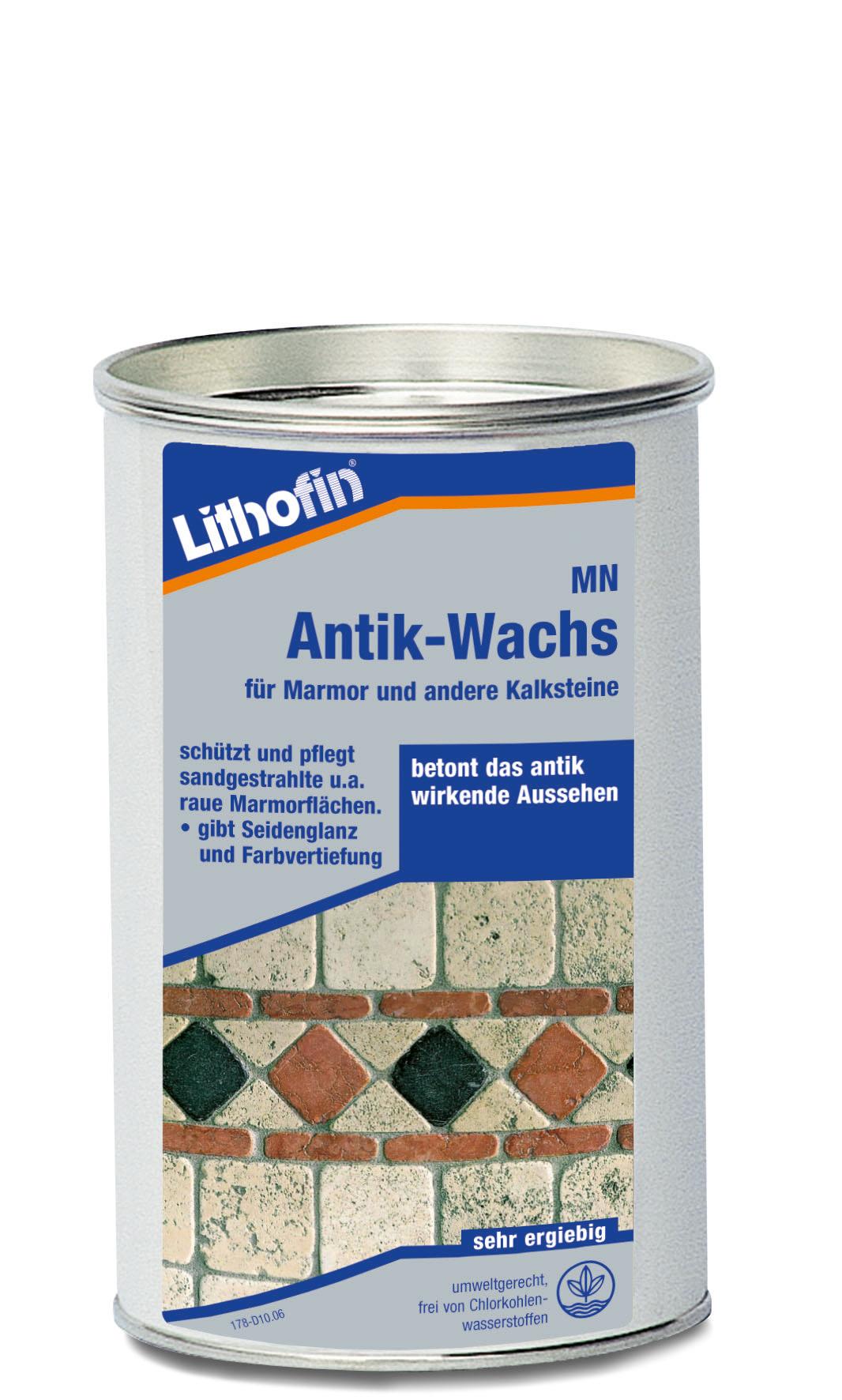 Lithofin MN Antikwachs 1 l