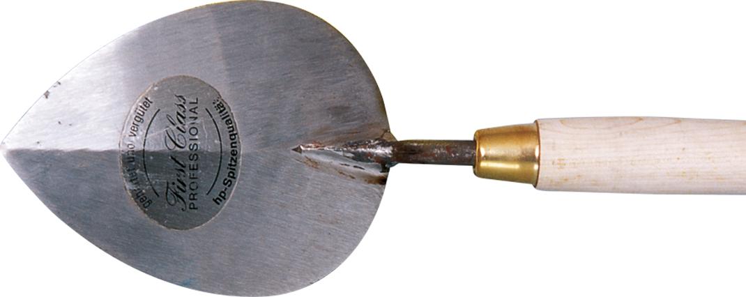 Fliesenlergerkelle herzform 160 mm