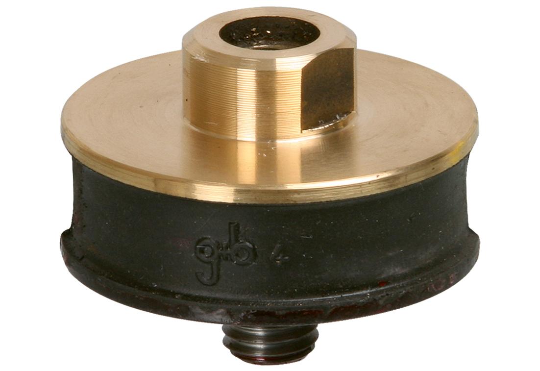 ESME Gummi-Lagerung ø 60 mm | M14i auf M14a