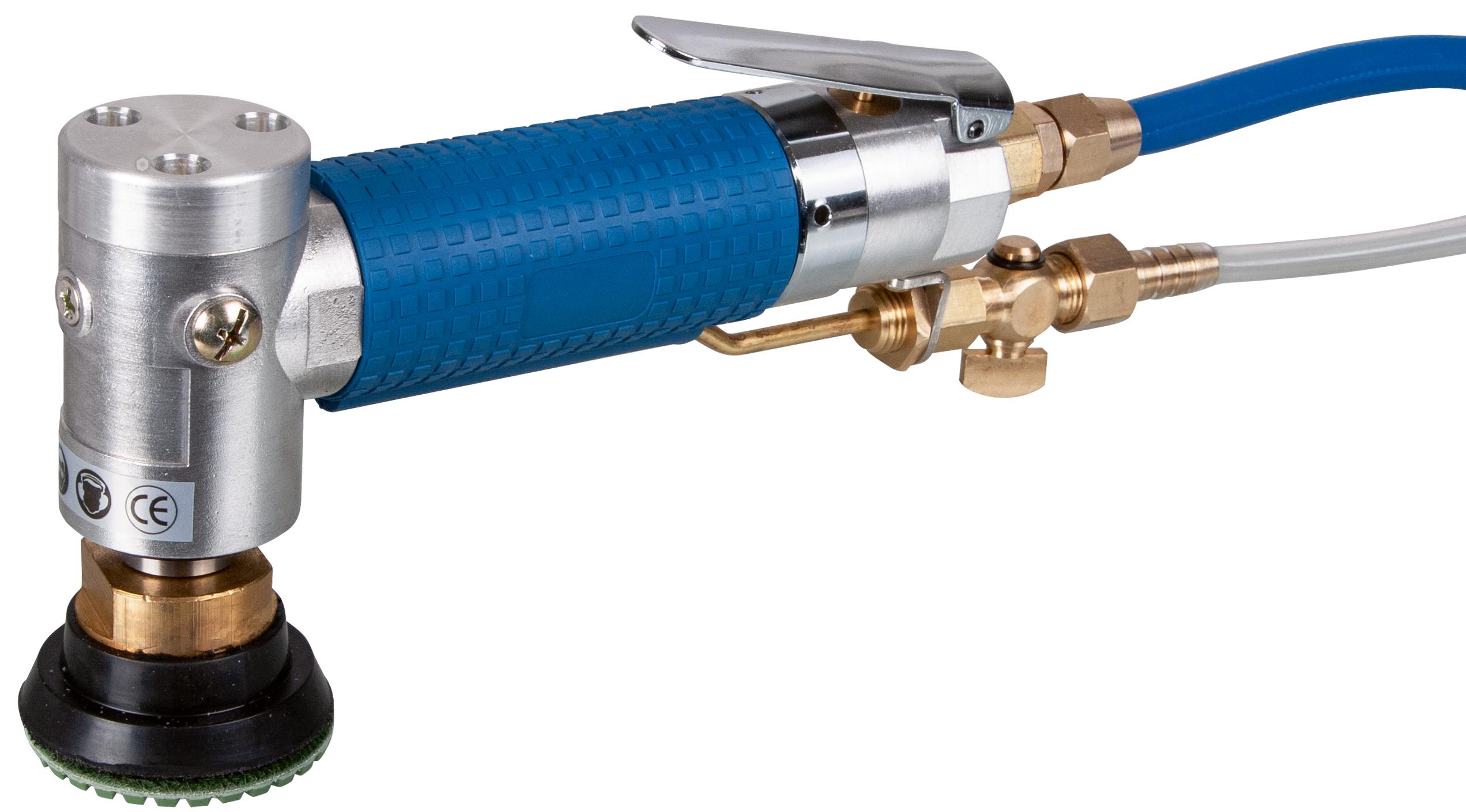 Druckluft Winkelschleifer Sanigo Mini | M14