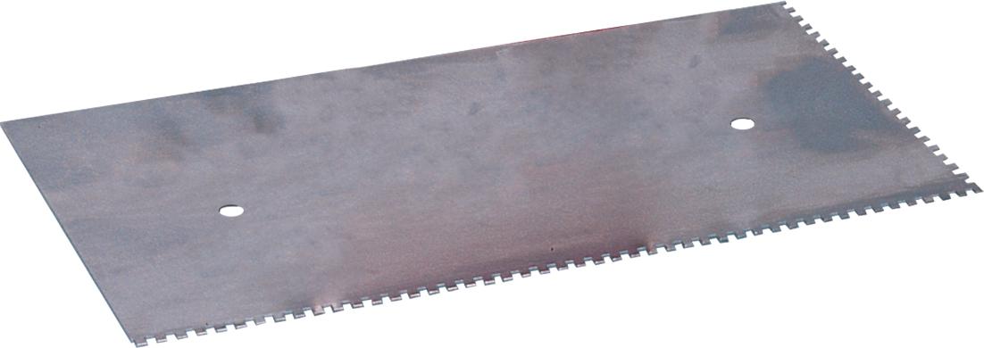Floorbestblatt gezahnt 10x10x10 mm